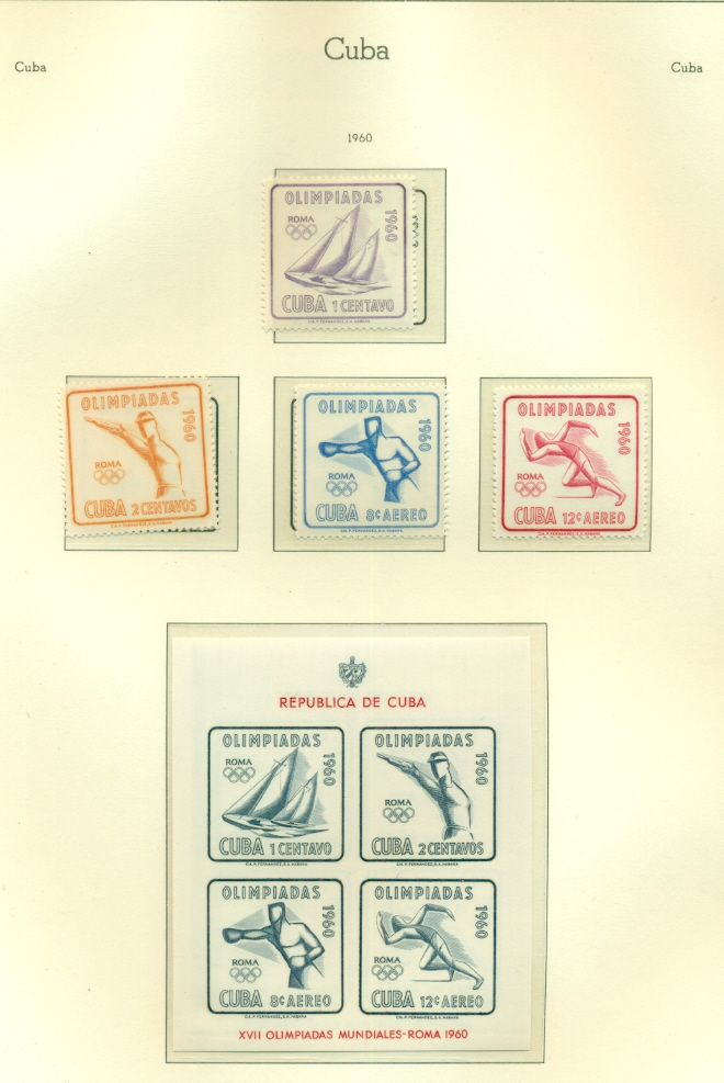 Outstanding olympic coll 4 binders all nh scott cat for Table th cellspacing